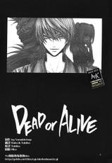 [TAISHI ZAOU] Dead or Alive (Death Note)-