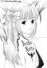 [Bone China] Misa Note (Death Note) [ENG]-