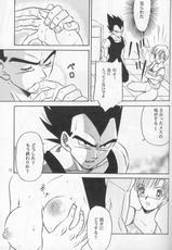 dangerous beauty (dragon ball)-