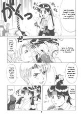 (CR20) [Saigado (Ishoku Dougen)] The Yuri & Friends '96 / Trapped in the Futa (King of Fighters) [English] [rewrite]-(CR20) [彩画堂 (異食同元)] The Yuri & Friends '96 / Trapped in the Futa (キング・オブ・ファイターズ) [新しい英語の物語]