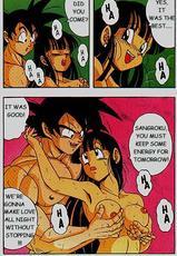 Goku/Chi Chi Color - English (DBZ) (Dragonball z)- Gallery ...