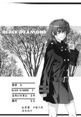 [Kouchaya] BLACK DIAMOND (Gundam 00) [ENG]-