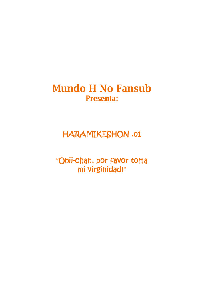 [The Saturn] Imouto Haramikeshon c01 - 02 [Spanish][MHnF]