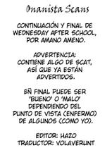 [Amano Ameno] fridays extracurricular lesson (spanish)-