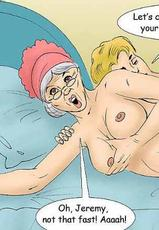 [Incest ]A huge portion of ultimate incest fucking for a sex-hungry granny-
