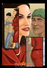 [Sinful Comics] New Teacher (Freedom Writers)-